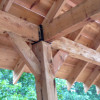 posts and beam construction