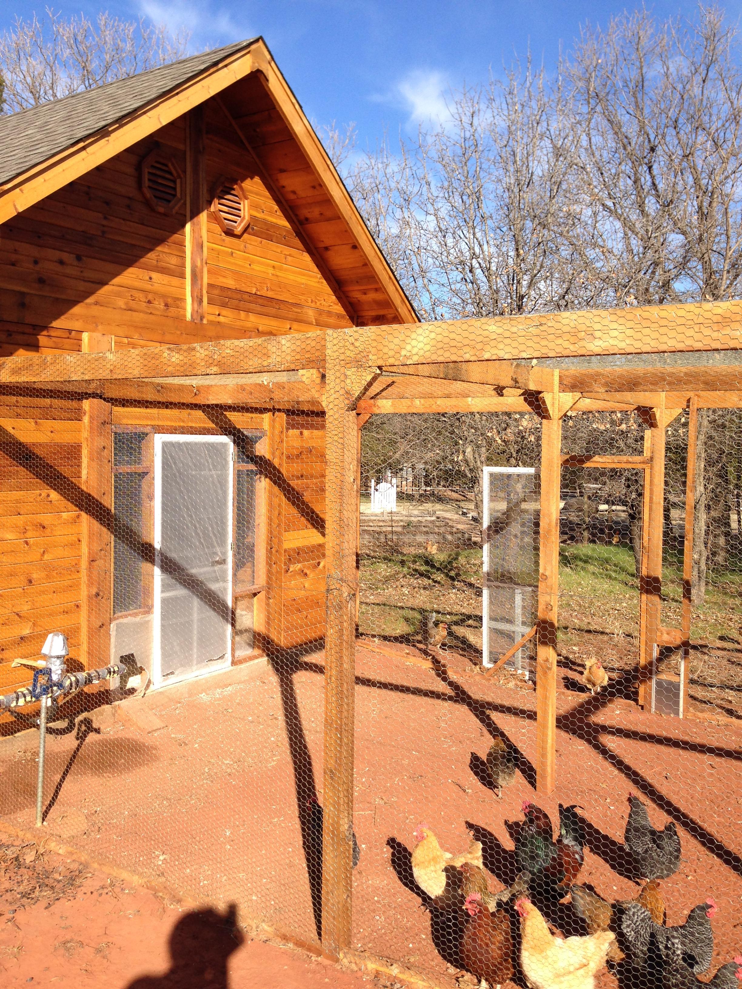 Red Cedar Post And Beam Construction 171 Elm Tree Garden